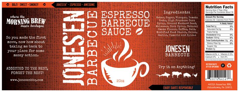 barbecue sauce Responsive