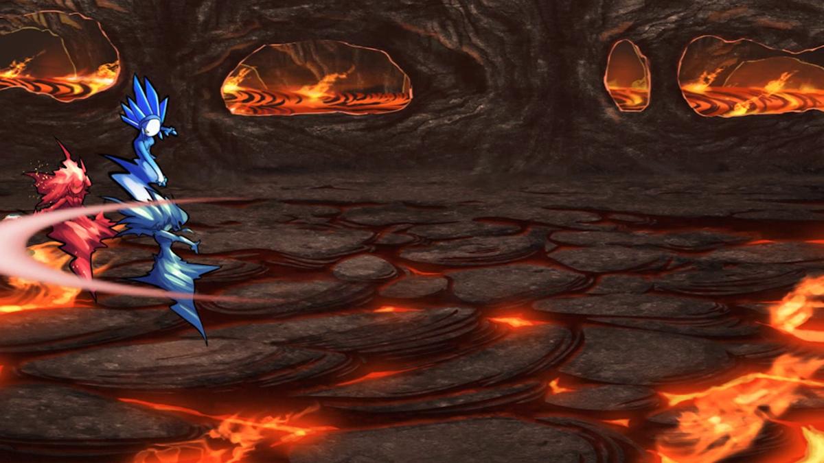 Asura's Wrath Skill Animation on Behance
