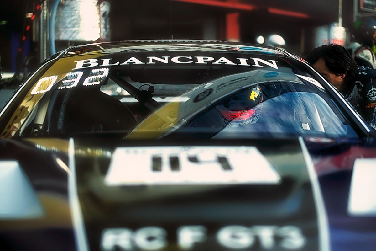 Photos taken during the Blancpain Gt Series Endurance by Rubén Álvarez.