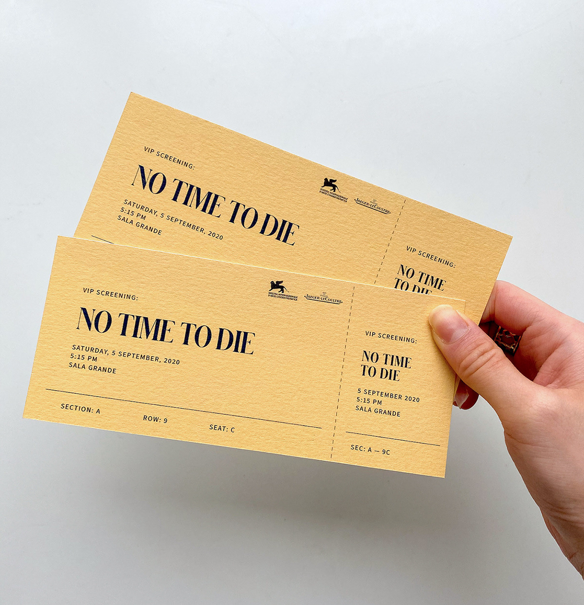 digital graphic design  Invitation Jaeger-Lecoultre luxury motion graphics  print