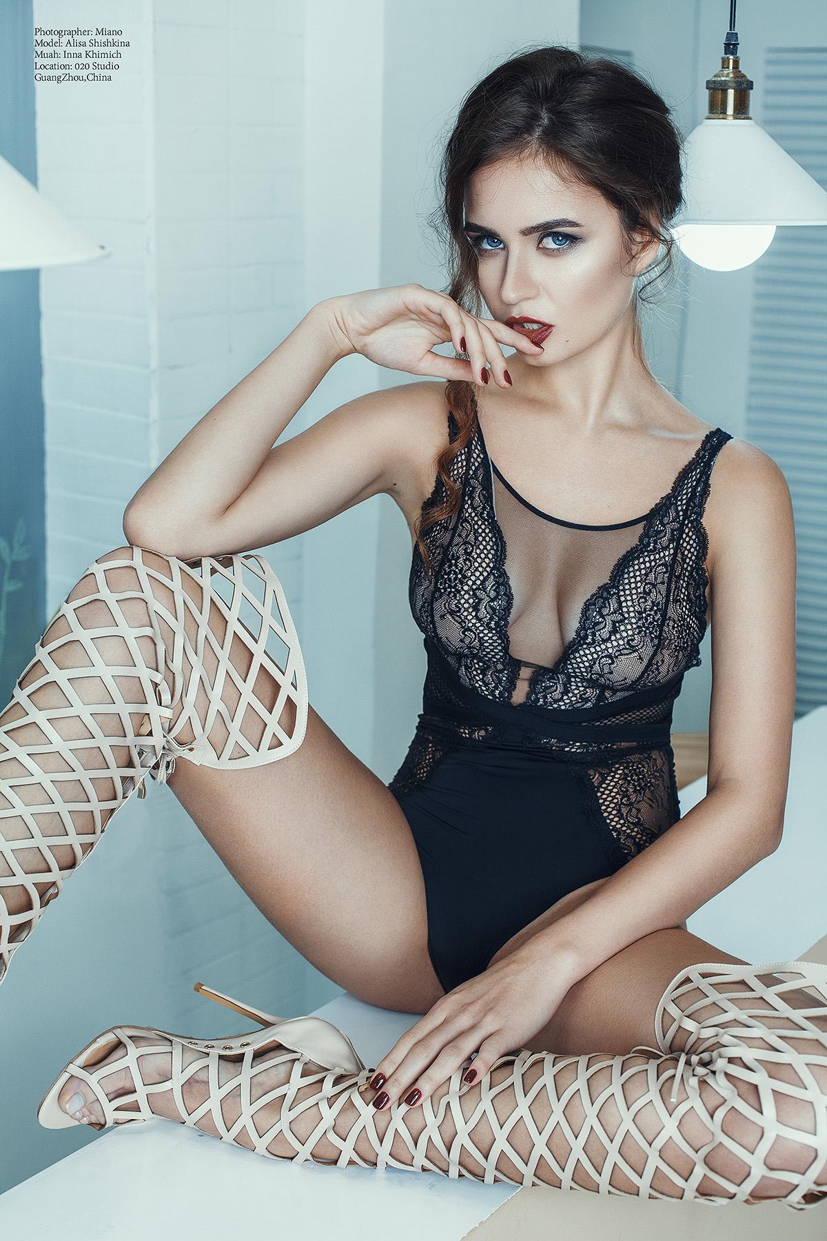 Tits Alisa Shishkina naked photo 2017