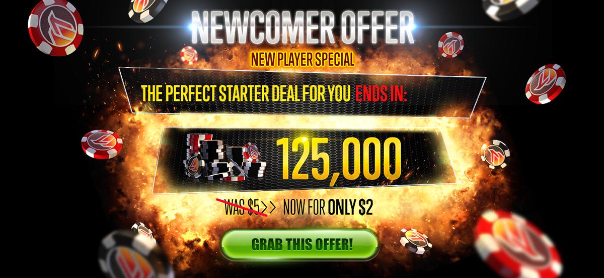 design game Gaming Monetization photoshop Poker social UI ux