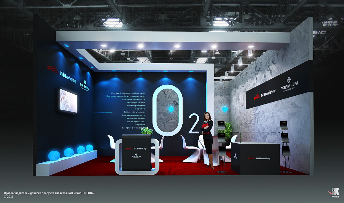 Exhibition Stand Designer Job Description : Exhibition stands on behance