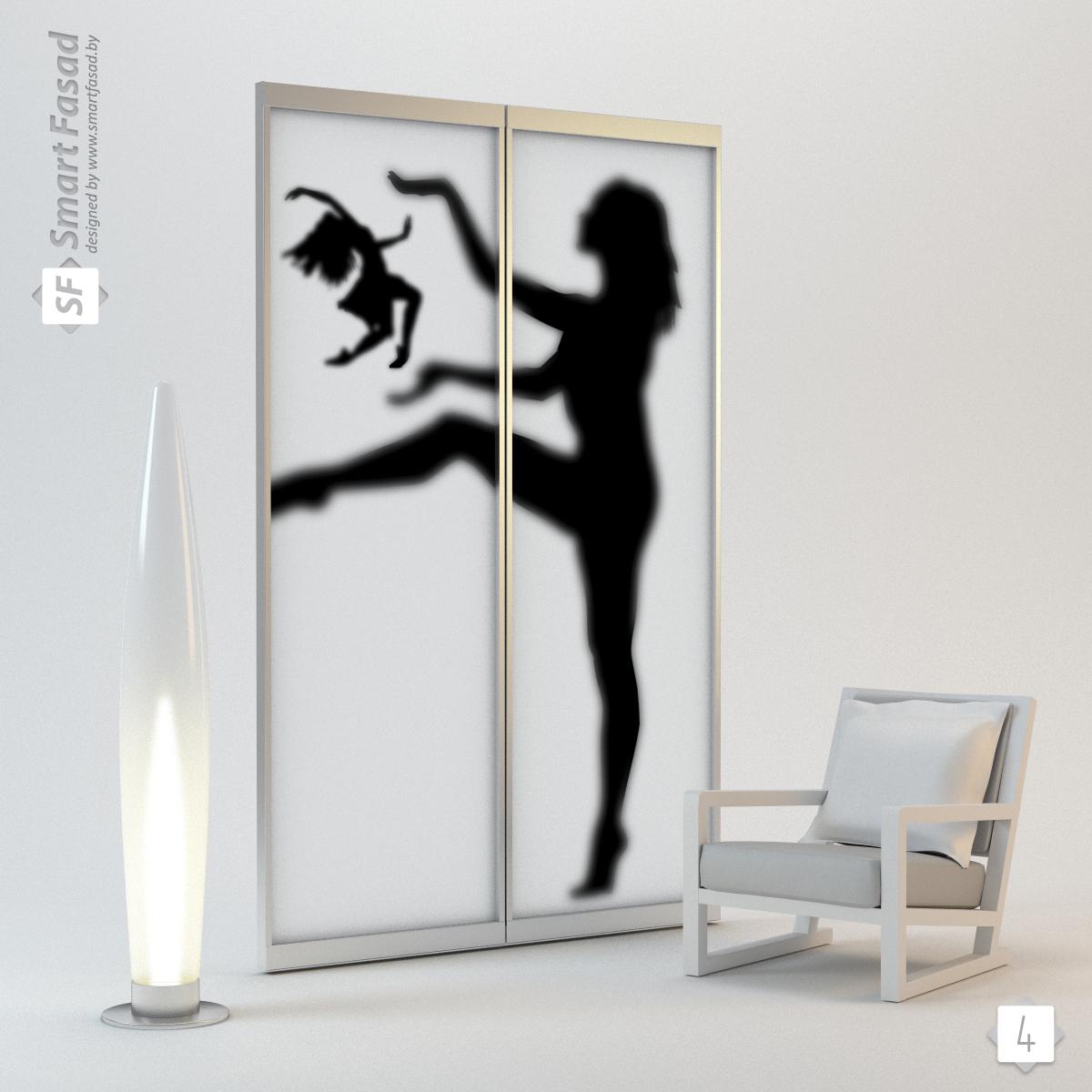 Doors,widefornat,Interior,concept,art,Silhouette