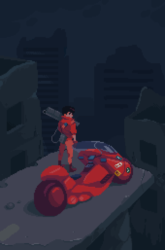 Pixel art 8 bit