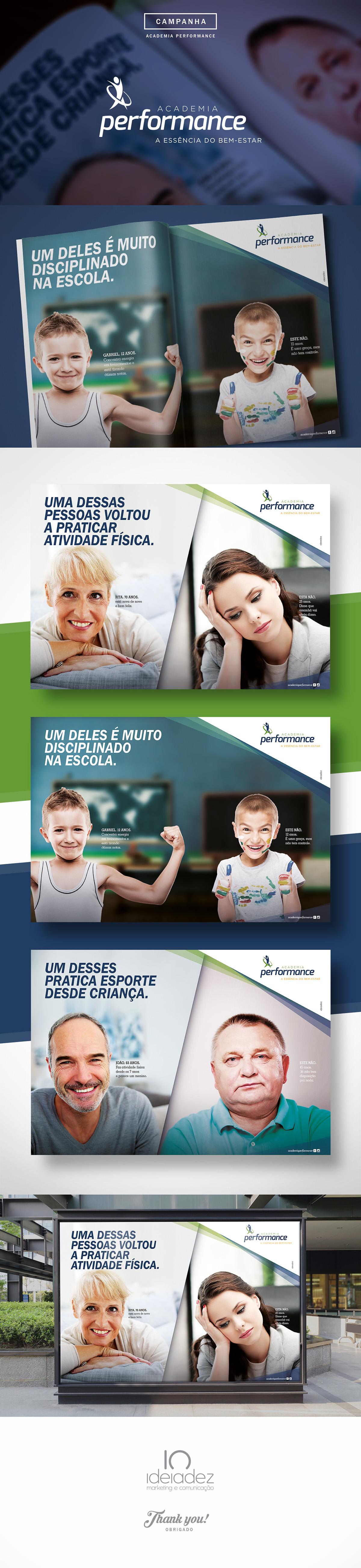 gym academia fitness saúde Health healthy idade Ideia10 Ideia Performance