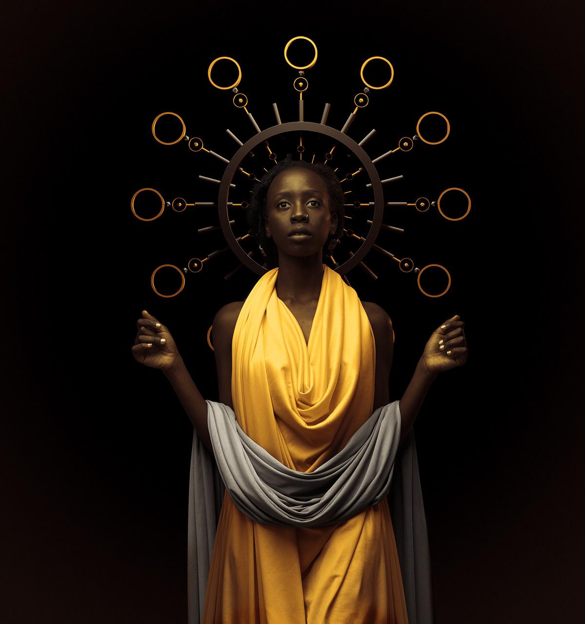 black kenya africa melanin royalty wakanda