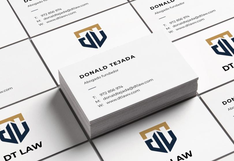 branding  estudio de abogados ilustracion Logotipo maquetación marcas