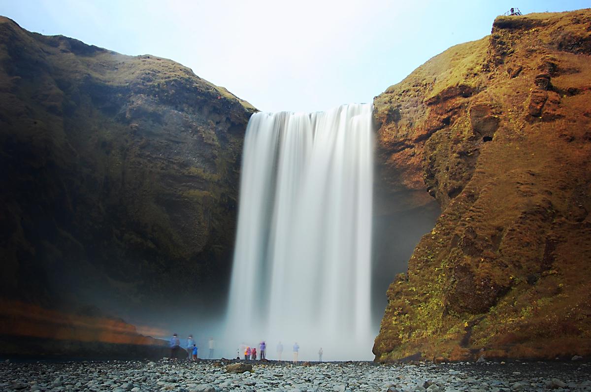 #iceland #islanda #landscape  #nature #waterfall #campervan #adventure  #Roadtrip #beauty   #infinity  #colours #September