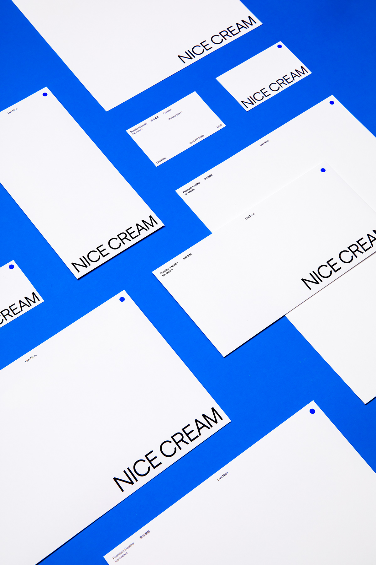 Packaging graphic design  icecream healthy Food  modern dessert cosmetics package design