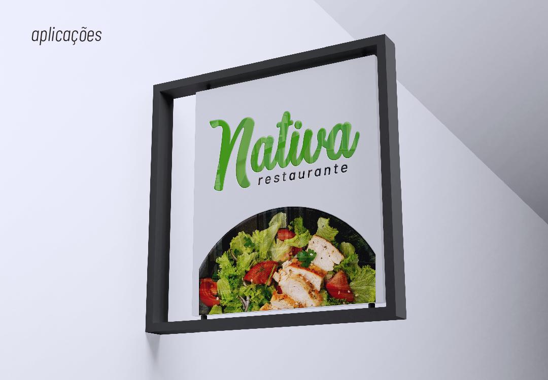 alimentação branding  comida identidade visual logos Logotipo marca rebranding restaurante saudável