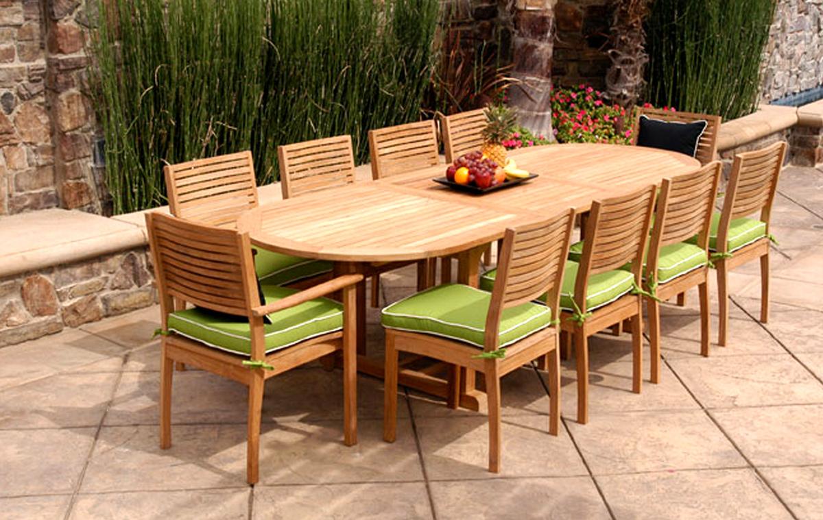 teak wood teak furniture dining tables dining chairs patio furniture Garden Furniture