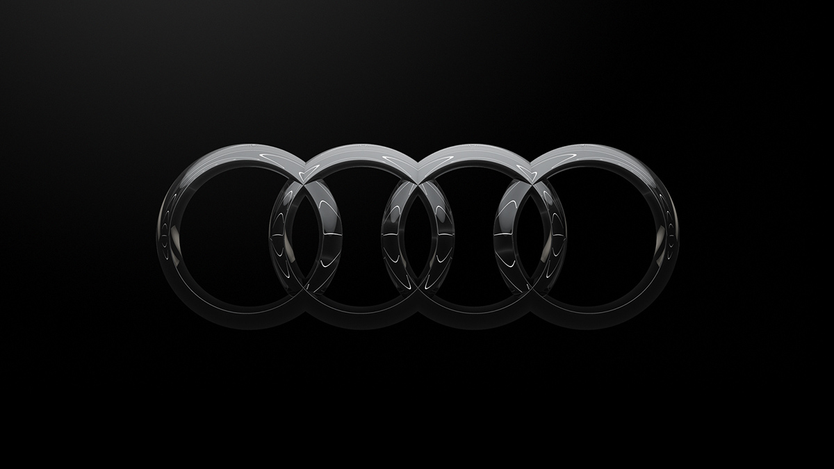 Audi Logo Experiments On Behance