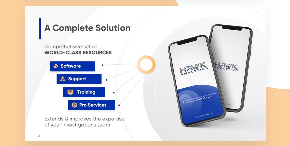 analytics corporate presentation IT presentation usa