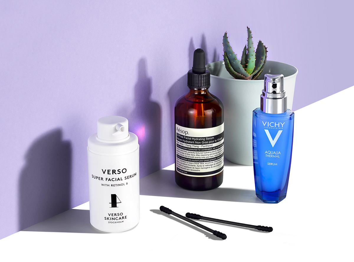 Time Inc Powder Still Life Photography Skincare On Behance