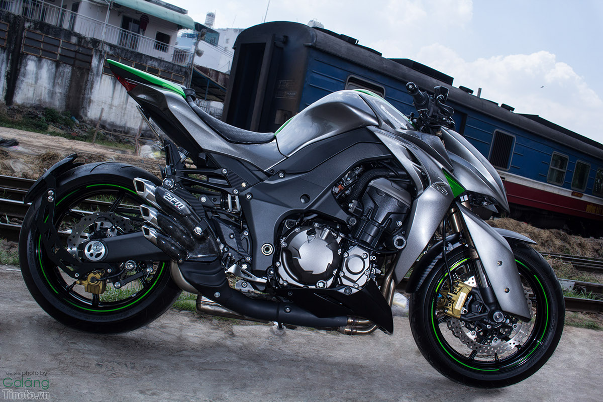 The Custom Build By Club Z1000 Vietnam