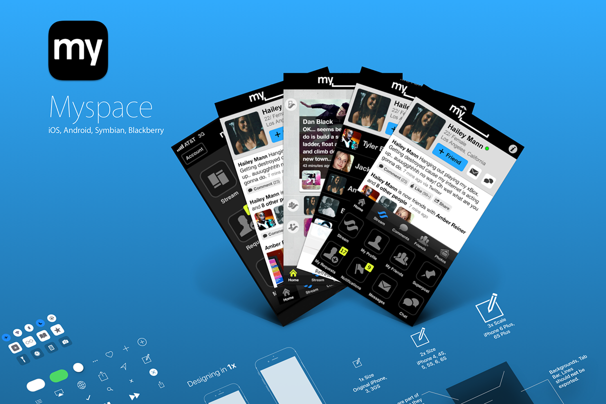 Myspace for Android - APK Download