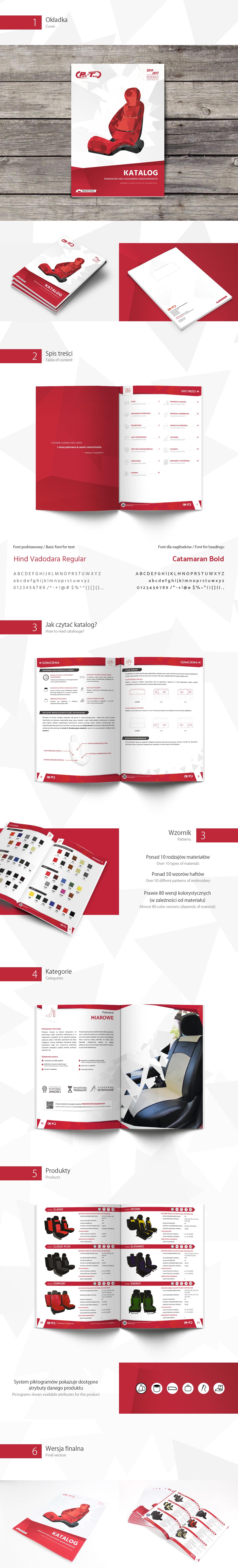 catalog Catalouge red car seat covers katalog