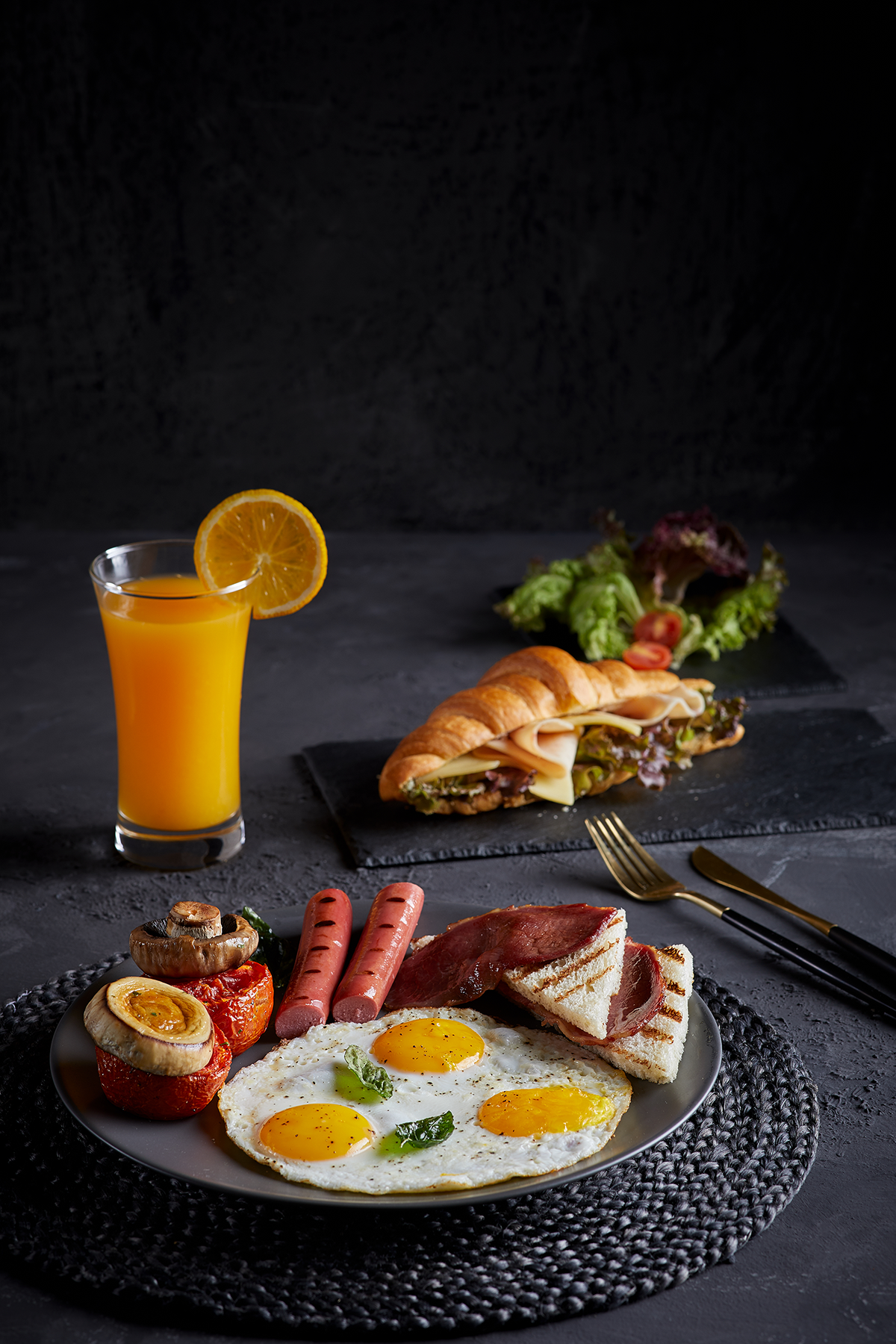 Rosemary Restaurant Food Photography Volume Two On Behance