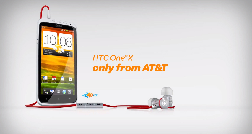 HTC One X from AT&T — Integrated Campaign on Behance