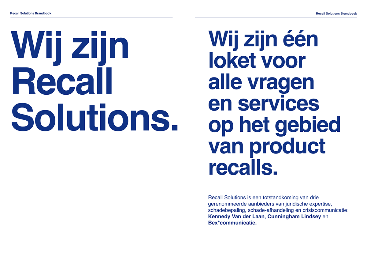 Recall Solutions