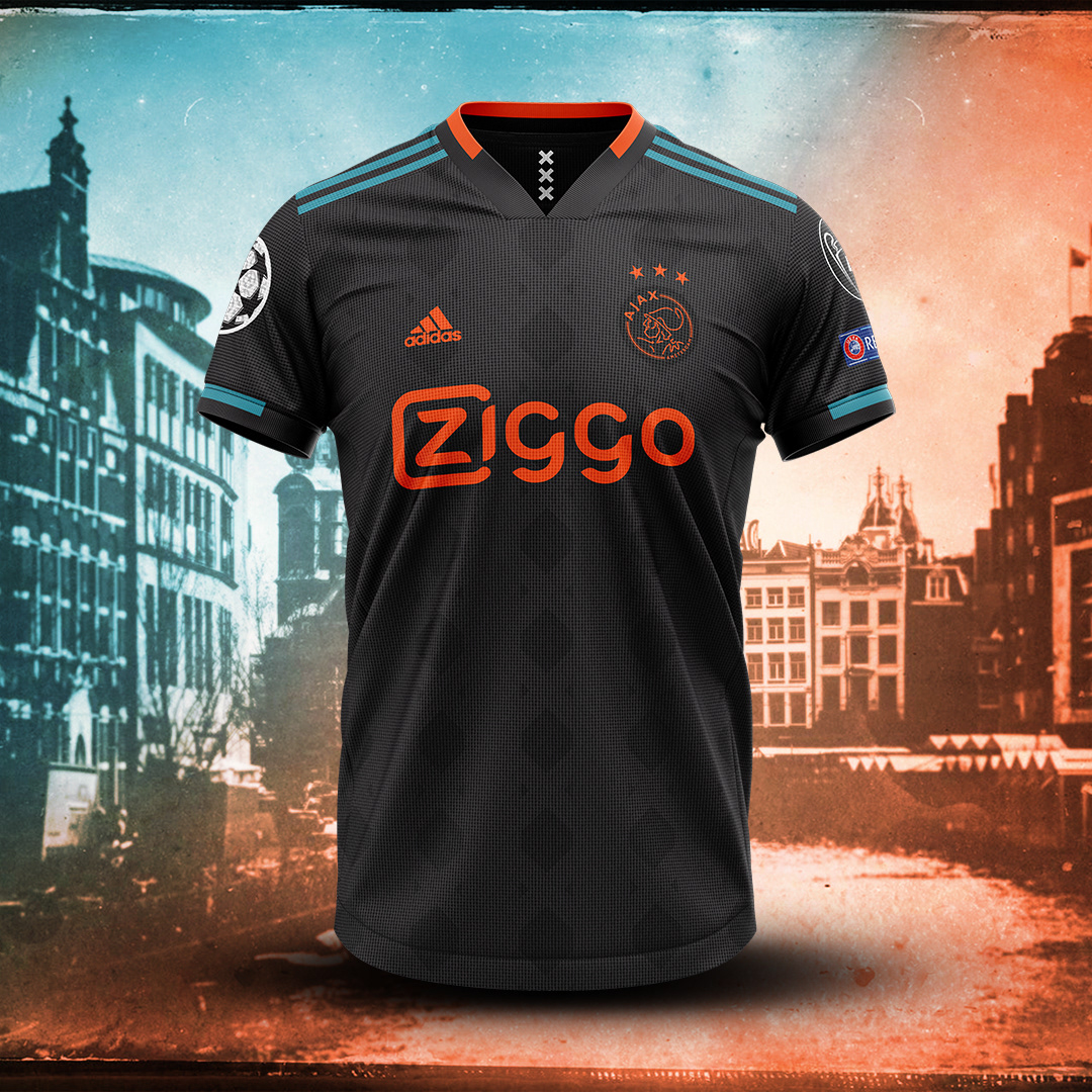 AFC Ajax Kit Concepts on Behance