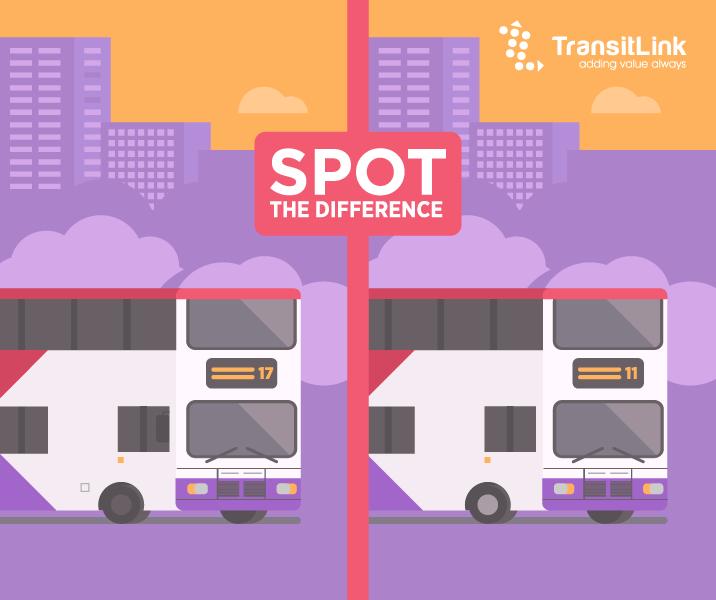 transitlink Transit train bus singapore MRT facebook social media trivia Quiz commute Character passenger post