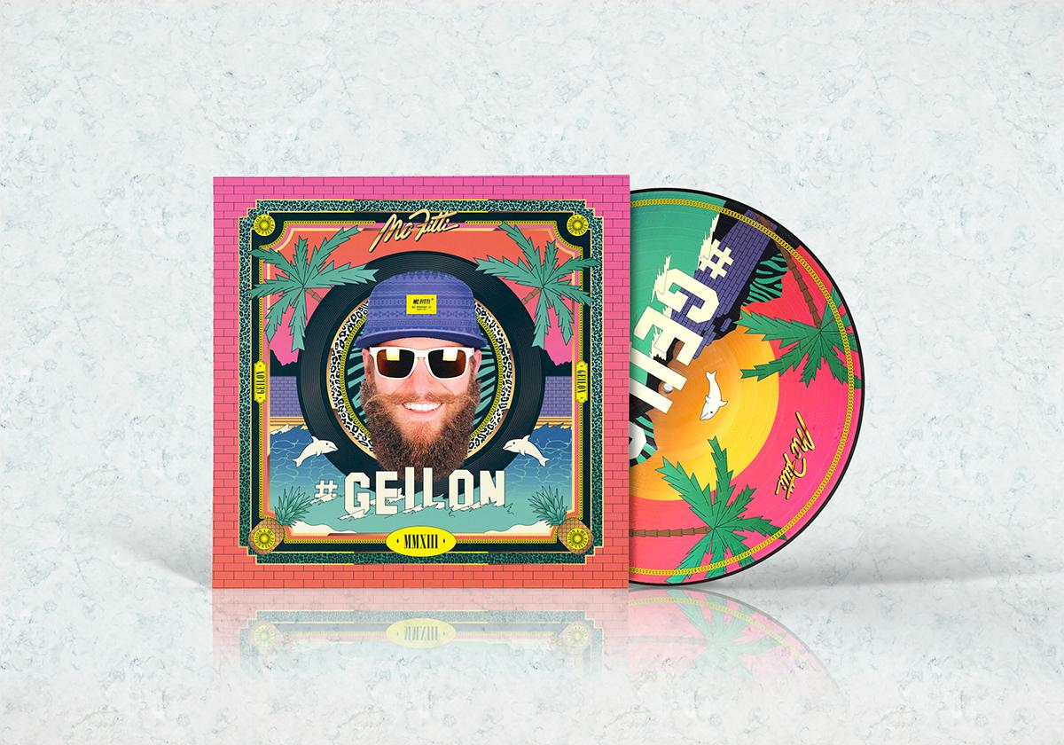 MC Fitti - #Geilon
