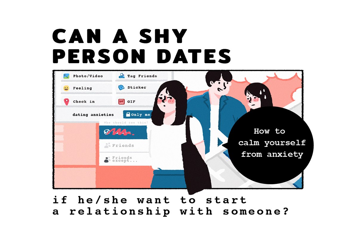 dating a shy person