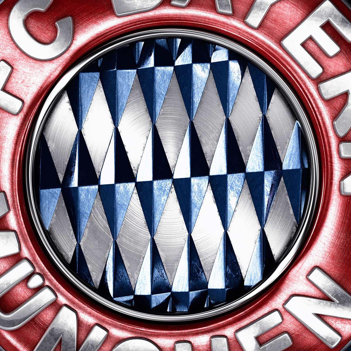 Talisman & Co.   Bayern Munich Badge   Andrei Lacatusu