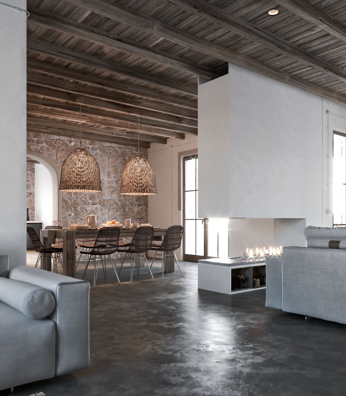 3D visualisation Interior design CG architecturevisualisation 3dsmax