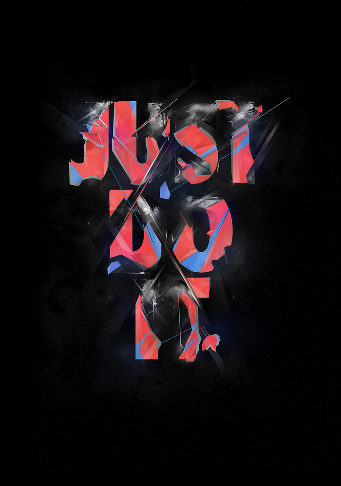 nike just do it on behance