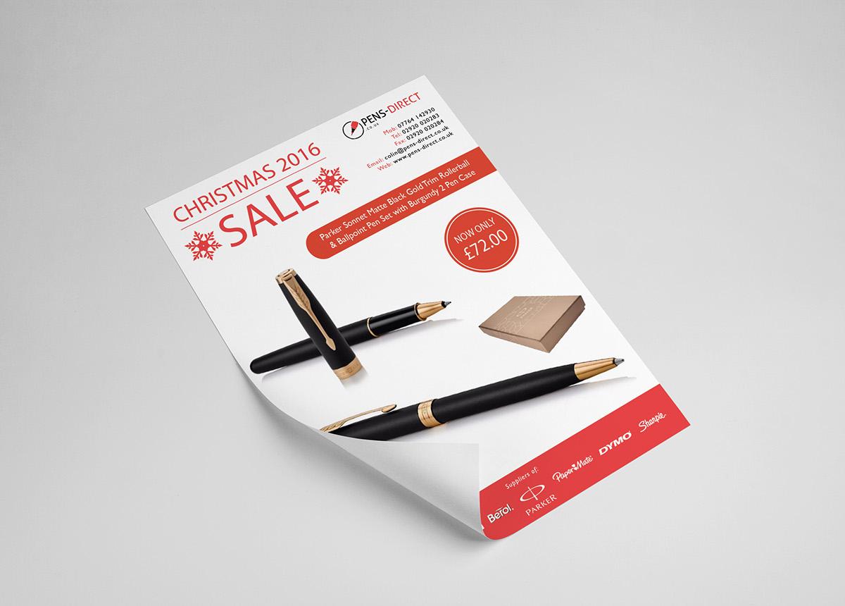 Pens Direct Ltd Promotional Marketing Materials On