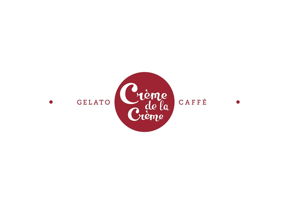 cafe prague Gelato