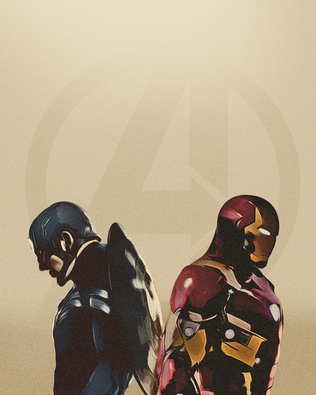 Avengers Endgame Wallpaper On Behance