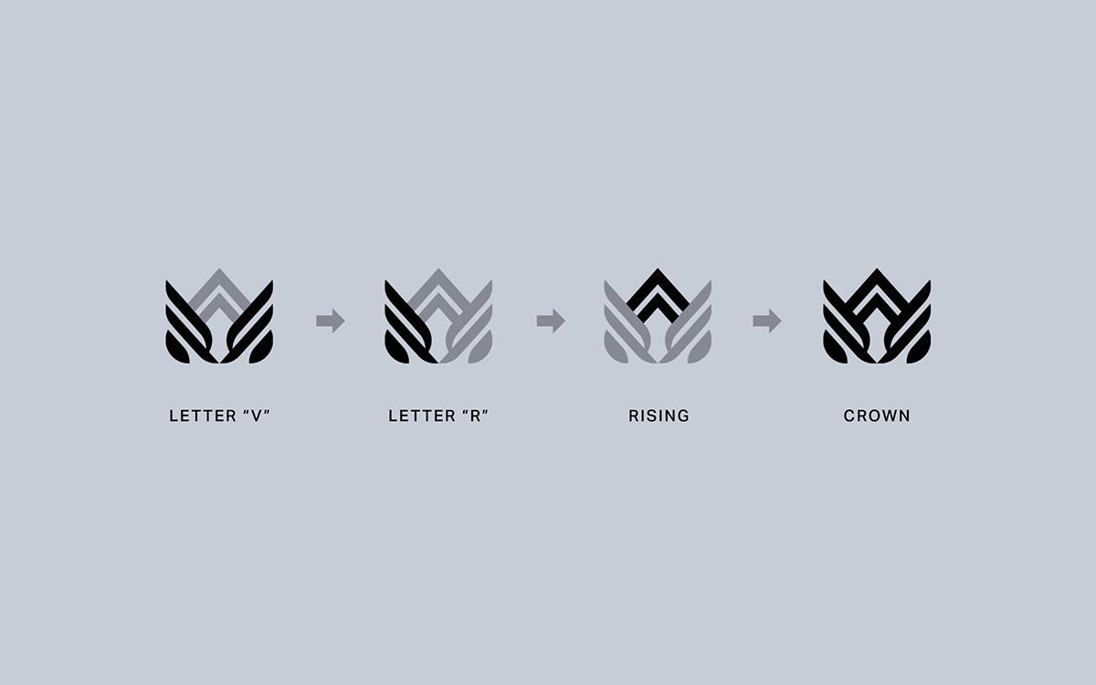 Vape Logo Steps