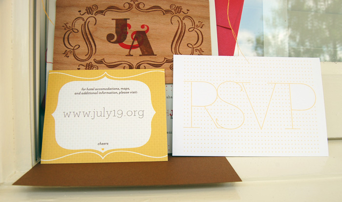 stationary invitations poster letterpress screenprint gocco