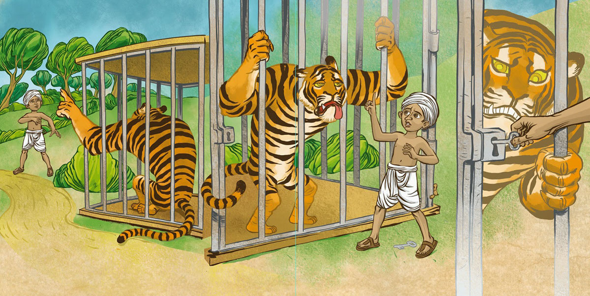 animals child's
