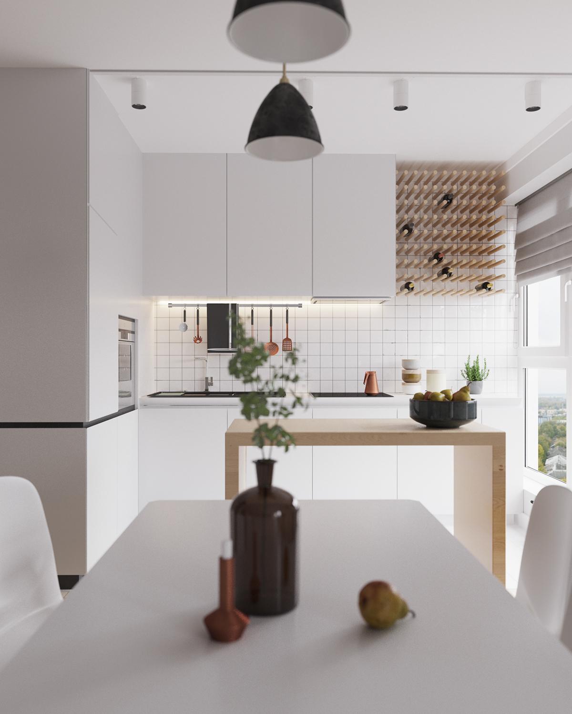 Interior design skandinavian interior minsk belarus guby skandinavian visualization corona 3ds max Minimalism