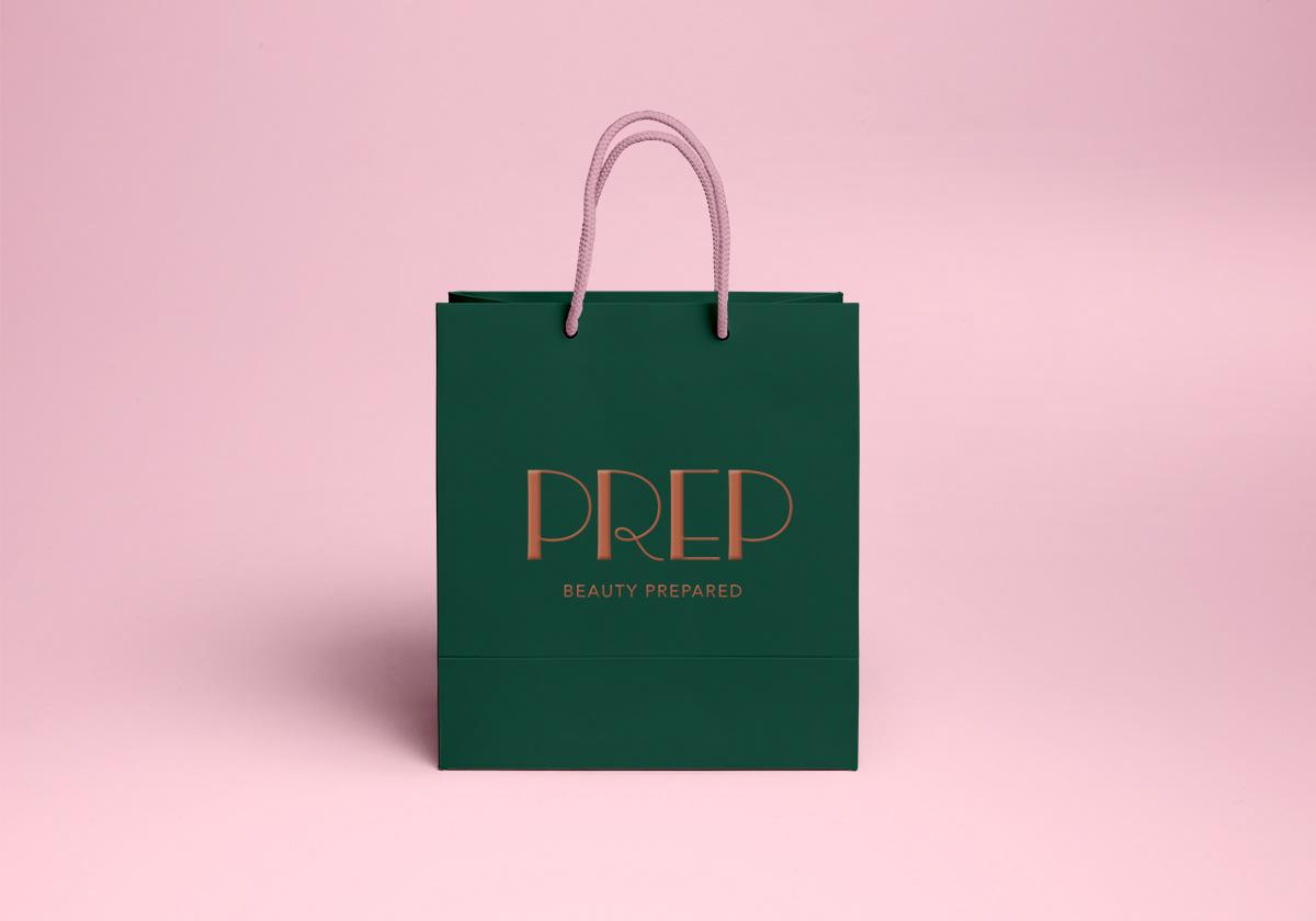 beauty boutique branding  graphic design  identity logo salon Stationery