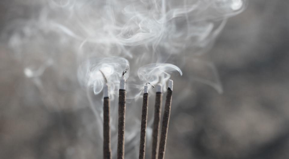craft product trend scentisland scent Incense holder DAWN cmf design