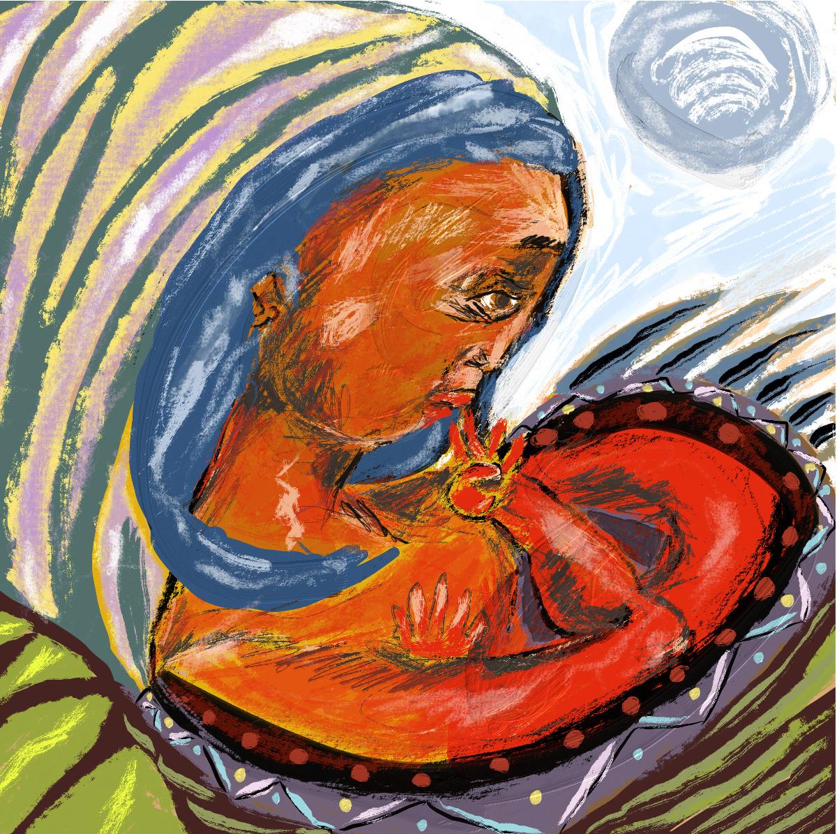 Zeichnung AdobeProjectGemini adobe fresco