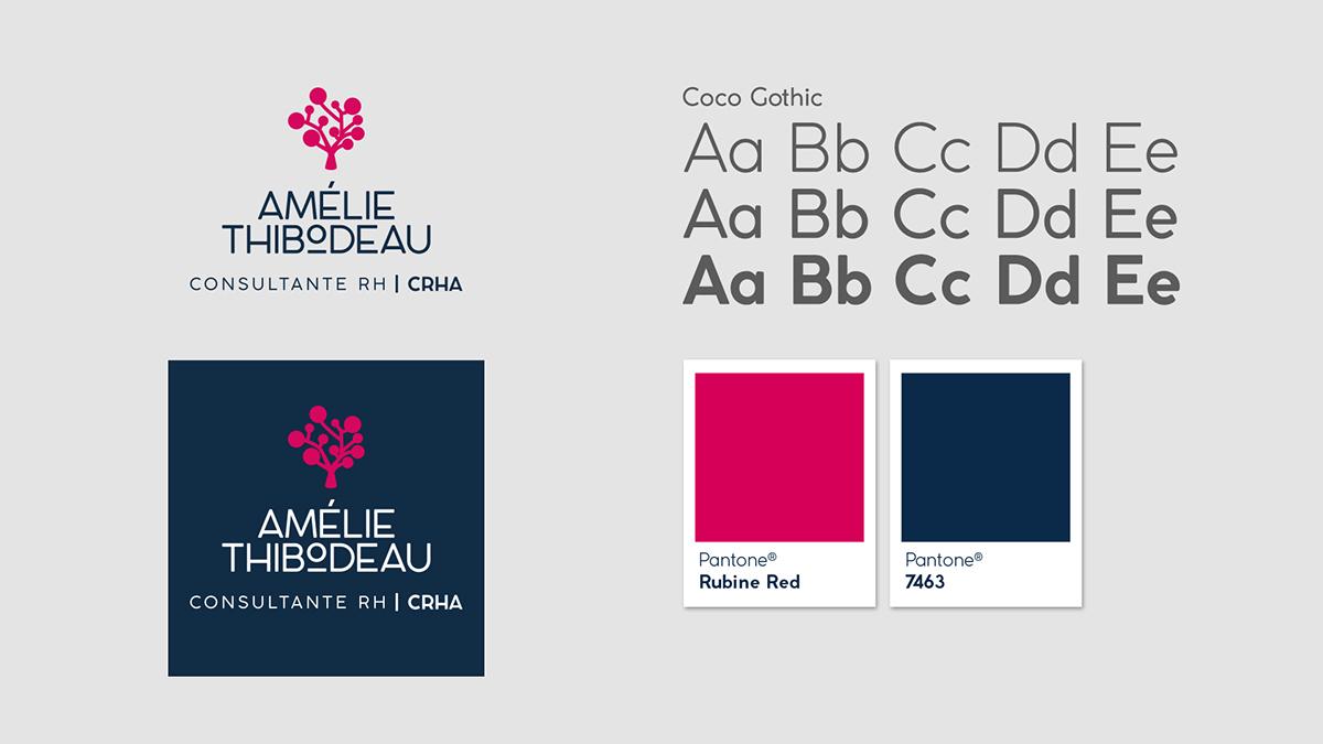 branding  logo design business card letterhead