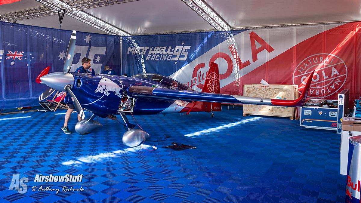 Adobe Portfolio video Airshowstuff interview journalism   aviation Red Bull Air Race