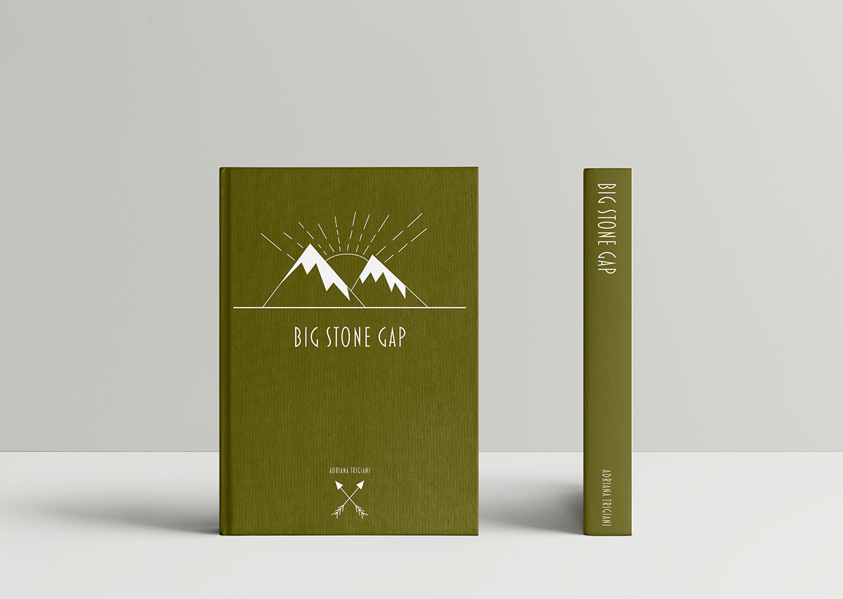 Minimalistic Book Cover Design On Behance