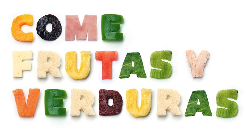 typography   Food  type eat pangrams fruits vegetables experimental