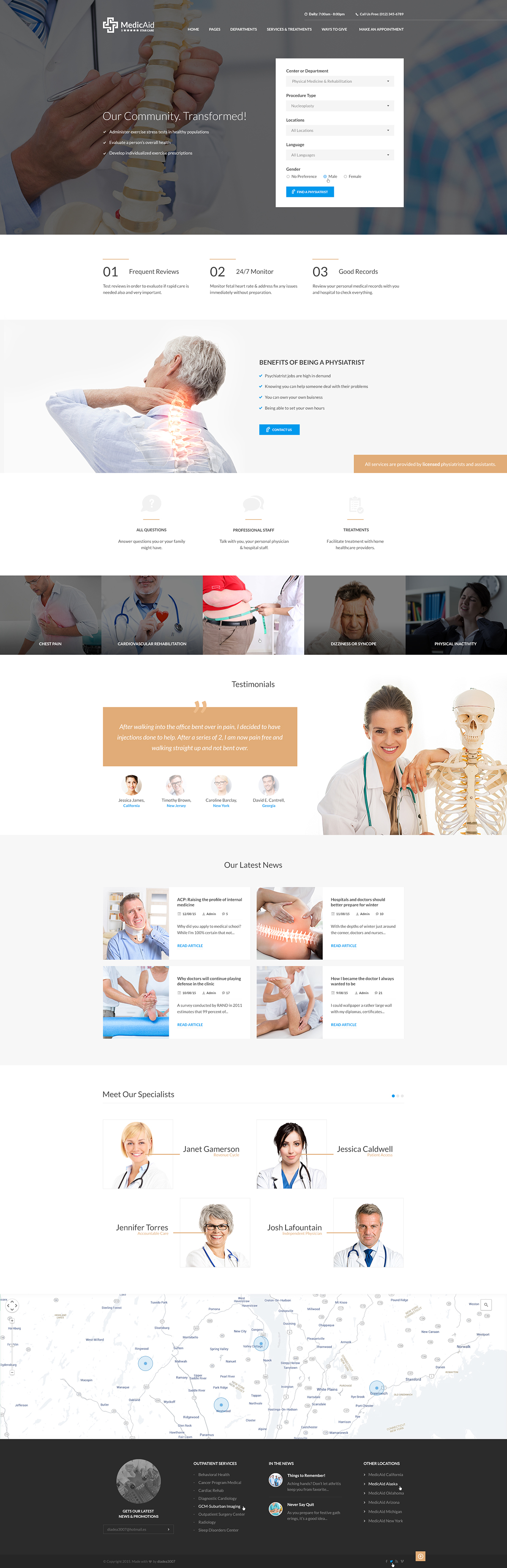 clinic dentist doctor gynecology Health hospital laboratory medic medical medicine patient physiatrist psychologist Treatment