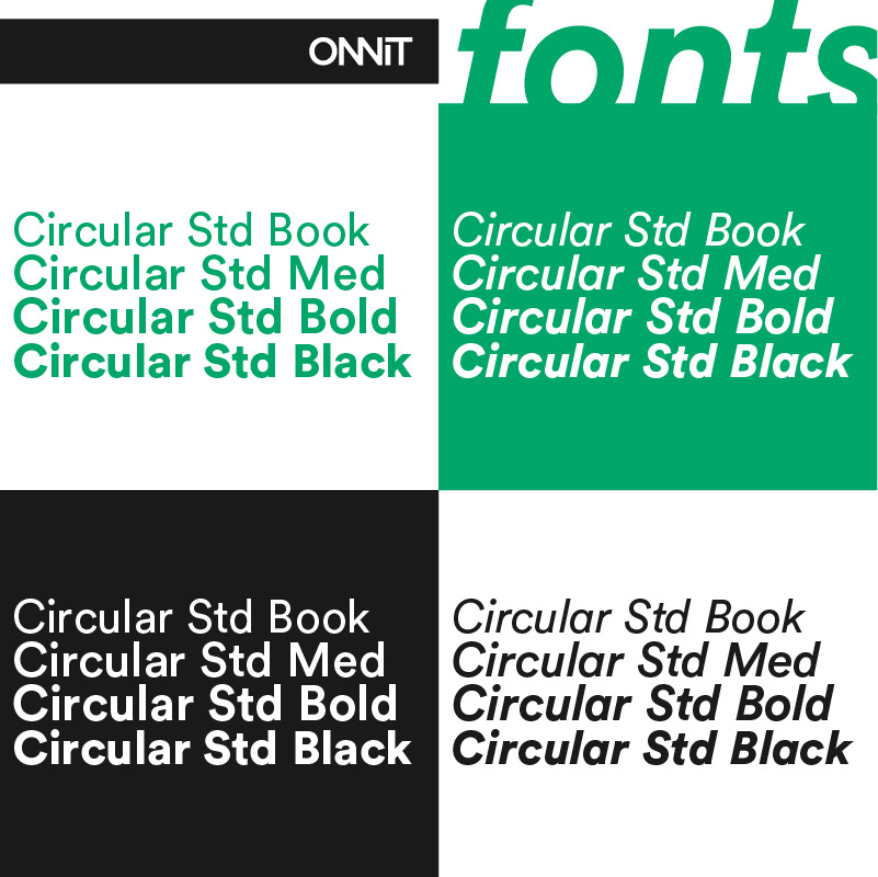 Onnit Rebrand and Logo on Behance