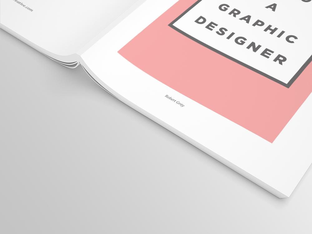 graphic design portfolio  u2014 minimal  simple on behance