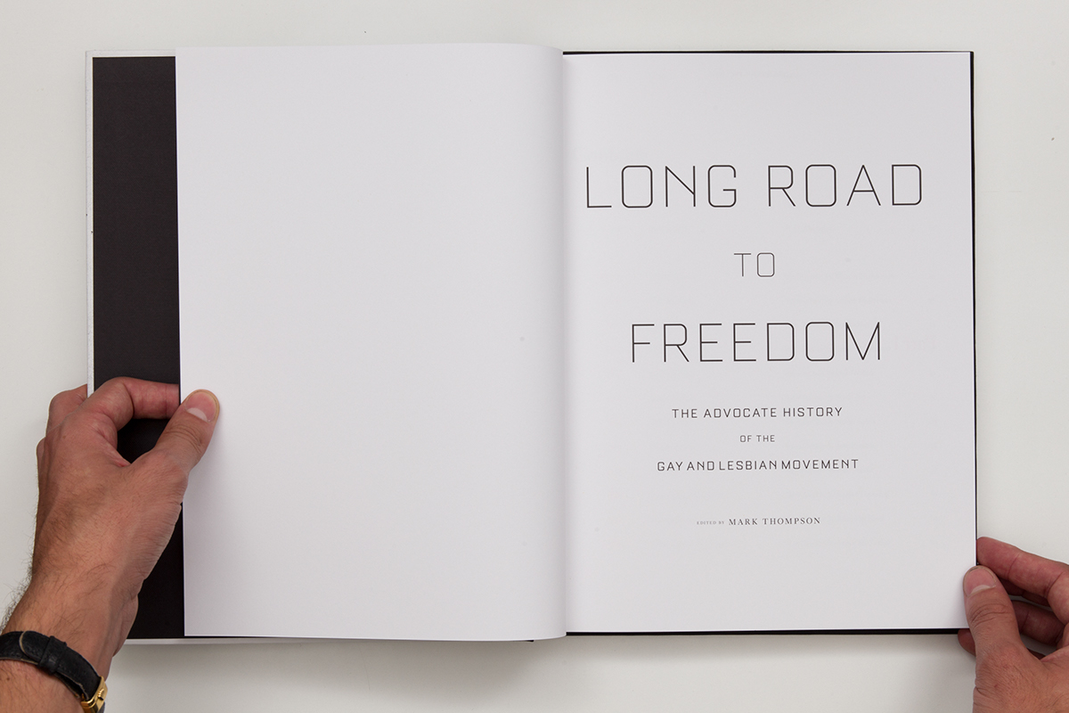 the long road to freedom I love music and so happened to have checked this title out from the spl in it, the opening essay, i'm reading this:christianity was no small player in the evolution of slavery.